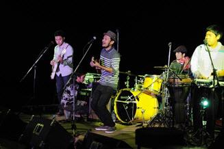 มินิคอนเสิร์ตลมหนาวและดาวเดือน (The Winter Love Song) ครั้งที่ 1 @ม่อนแจ่ม ศูนย์พัฒนาโครงการหลวงหนองหอย จ.เชียงใหม่